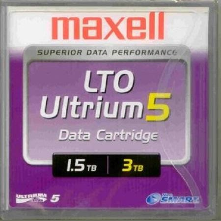 Maxell Storage media - LTO Ultrium - 1.5 TB