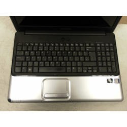 Preowned Grade T2 HP Compaq Windows 7 Laptop in Black
