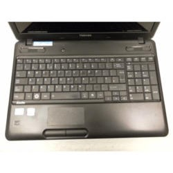 Preowned T2 Toshiba Satellite C660-2E1 PSC1LE-03P005EN Windows 7 Laptop