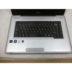 Preowned T2 Toshiba Satellite Pro L450D Windows 7 Laptop in Silver
