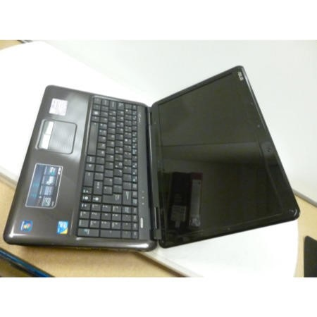 Preowned T1 Asus X5DIJ X5DIJ-SX243V Laptop in Dark Brown.