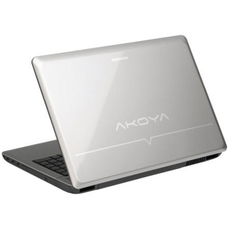Preowned T2 Medion Akoya E6212 MD98340 - Silver Laptop