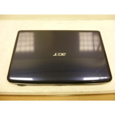 Preowned T3 Acer Aspire 5740 LX.PMB02 Laptop with Blue Lid/Grey Body