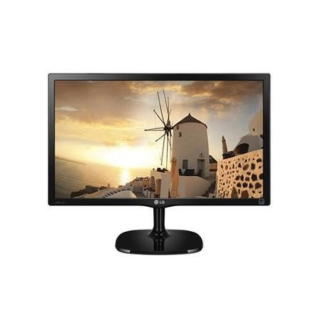 "LG 22MP57VQ-P 22"" 1920x1080 16_9 Black IPS LED HDMI D-SUB 5ms Tilt VESA Monitor"