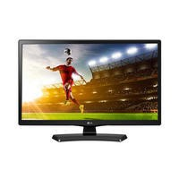 "LG 22MT48DF 22"" Black Full HD LED 1920 x 1080 USB 2.0 HDMI Monitor"