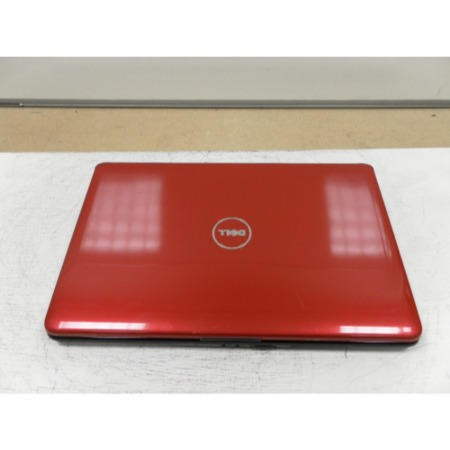 Preowned T2 Dell 1545 1545-8CC73K1 Windows 7 Laptop in Black & Red