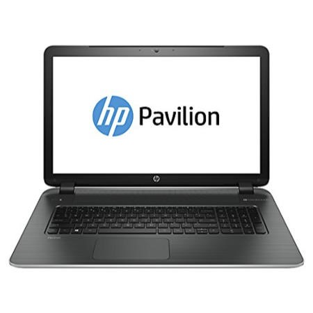 GRADE A1 - As new but box opened - HP Pavilion 17-f205na Core i3-5010U 4GB 1TB DVDSM 17.3 inch Windows 8.1 Laptop in Silver