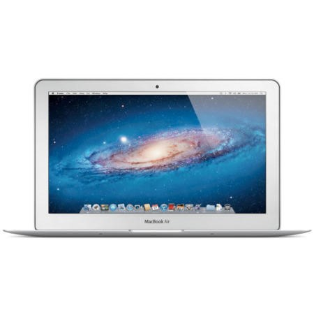Refurbished Grade A1 Apple MacBook Air 4th Gen Core i5 4GB 128GB SSD 11.6 inch Mac OS X 10.8 Mountain Lion - Silver