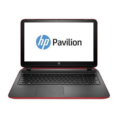 Refurbished Grade A1 HP Pavilion 15-p018na Core i3-4030U 1.9GHz 8GB 1TB DVDSM 15.6 inch Windows 8.1 Laptop in Red