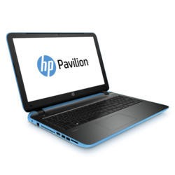 Refurbished Grade A1 HP Pavilion 15-p023na Core i3 4GB 1TB 15.6 inch Windows 8.1 Laptop in Blue