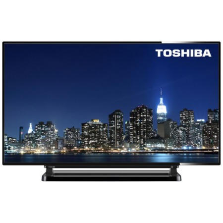 Ex Display - As new but box opened - Toshiba 40L2436DB 40 Inch Freeview LED TV