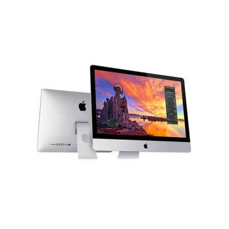 "GRADE A1 - As new but box opened - Apple iMac Quad Core i5 3.4GHz 8GB 1TB 27""GeForce GTX 775M 2GB Desktop"