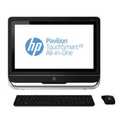 "Refurbished Grade A1 HP 23-F412EA I5-3340S 6GB 1TB Windows 8.1 23"" All In One"