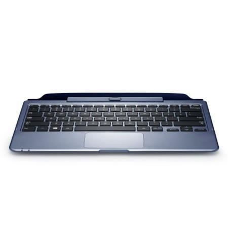 GRADE A1 - As new but box opened - Samsung AA-RD7NMKD - Keyboard Touchpad 2xUSB 2.0 in Blue