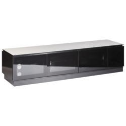 MMT Diamond D1800 Black TV Cabinet - Up to 80 Inch