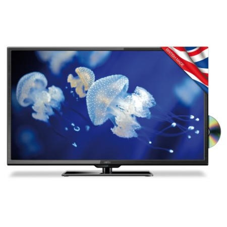 Ex Display - As new but box opened - Cello C40227FT2 40 Inch Freeview LED TV with built-in DVD Player
