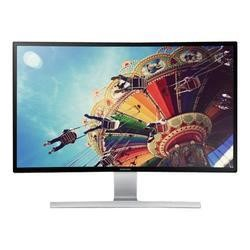 "GRADE A1 - As new but box opened - Samsung S27D590C 27"" Curved LED Full HD VGA DisplayPort HDMI VESA Monitor"