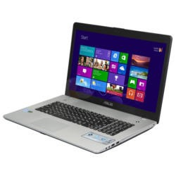Refurbished Grade A1 Asus N76VB Core i5 8GB 750GB 17.3 inch Full HD Windows 8 Laptop
