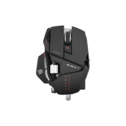 MadCatz Cyborg R.A.T. 9 Wireless Gaming Mouse 6400dpi - Black
