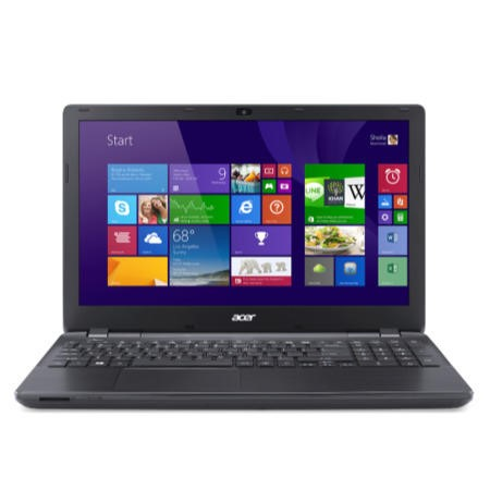 GRADE A1 - As new but box opened - Acer Aspire E5-571 4th Gen Core i5 4GB 500GB Windows 8.1 Laptop in Black