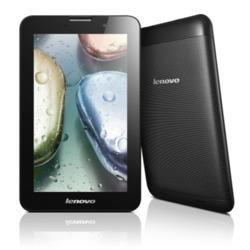 GRADE A3 - Heavy cosmetic damage - Lenovo IdeaTab A3000 Black MTK 8125 Quad Core 1.2GHz 1GB 16GB Android 4.2 7""