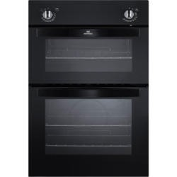 New World NW901DO Electric Built In Double Oven - Black