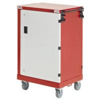 LapSafe Mini Mentor SmartLine 15 Notebook Charging Trolley