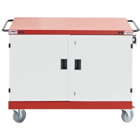 LapSafe Midi Mentor SmartLine 15 Notebook Charging Trolley