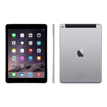Apple iPad Air 2 Wi-Fi 128GB Cellular Tablet in Space Gray