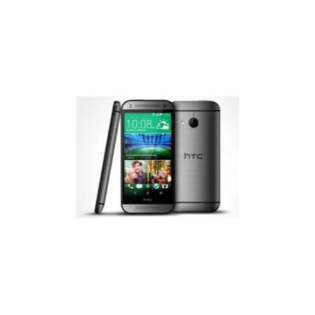 GRADE A1 - As new but box opened - HTC One Mini Glacial Silver Sim Free Mobile Phone
