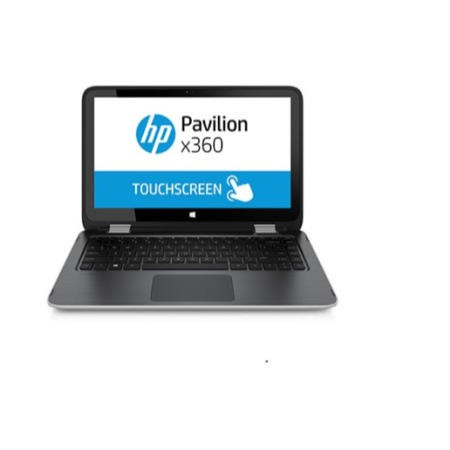 HP Pavilion 13-a007na x360 Core i3 1TB 13.3 inch Convertible 360 degree Touchscreen Laptop