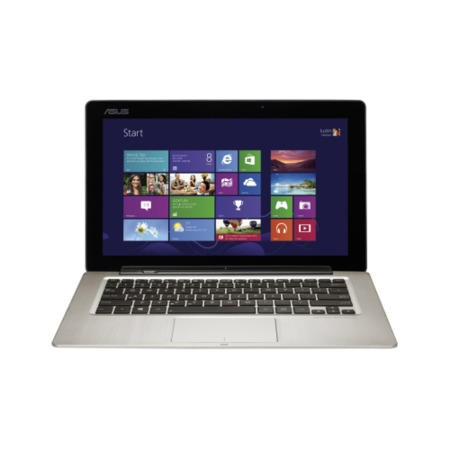 Refurbished Grade A1 Asus TX300CA Core i5-3337U 4GB 500GB 128GB SSD 13.3 inch Touchscreen Windows 8 Convertible Laptop