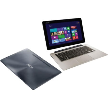 Refurbished Grade A1 Asus Transformer Book TX300CA Core i5 4GB 500GB + 128GB SSD 13.3 inch Touchscreen Windows 8 Laptop