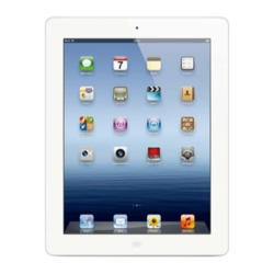 "Refurbished A1 Apple iPad with Retina Display A6X Wi-Fi & 4G 32GB White 4th Gen 9.7"" Tablet"