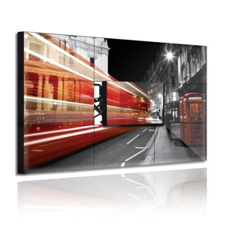 B-Tech BT8310/B Video Wall Mount - up to 40 Inch