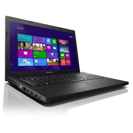 Refurbished Grade A1 Lenovo G505 4GB 1TB 15.6 inch Windows 8 Laptop in Black