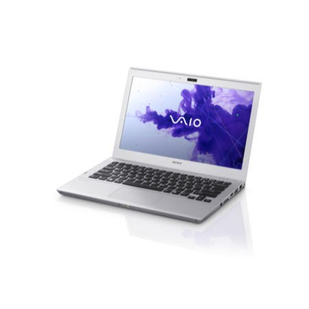 Refurbished Grade A2 Sony VAIO T13 Core i5 4GB 500GB 13.3 inch Touchscreen Ultrabook in Silver