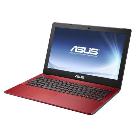 GRADE A4 - Broken but can still be retailed (still works) - Refurbished Grade A1 Asus X550CA 6GB 750GB 15.6 inch Windows 8 Laptop in Red