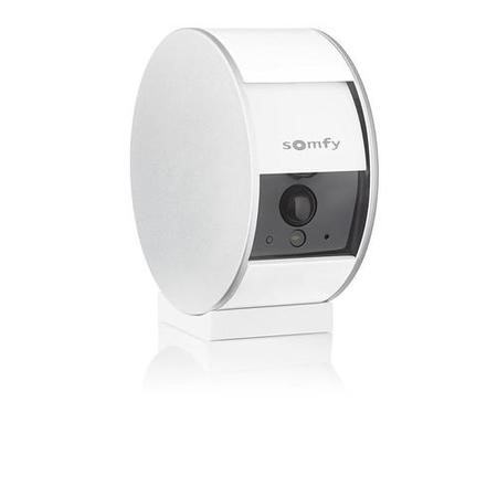 2401485A Somfy HD 720p Security Camera with Privacy Shutter