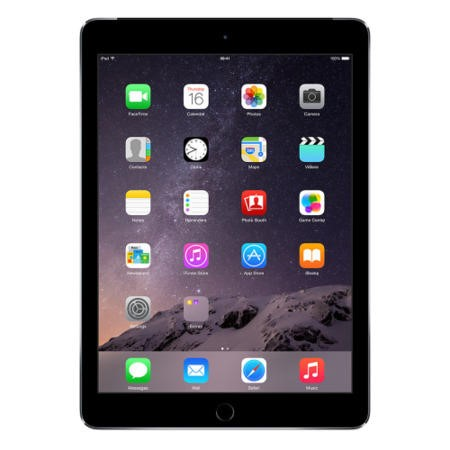 Refurbished Grade A1 Apple iPad Air 2 9.7 inch 128GB Wi-Fi Tablet in Space Gray