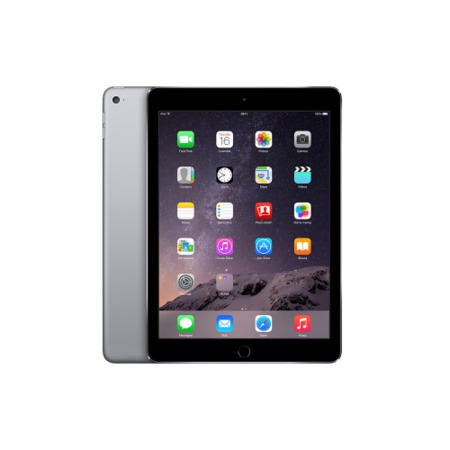 "Refurbished Grade A2 Apple iPad Air 2 A8X 9.7"" 16GB Wi-Fi Tablet in Space Gray"