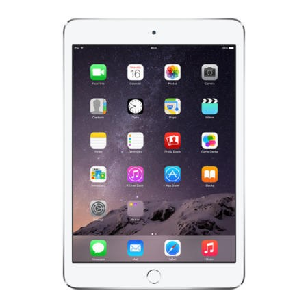 Apple iPad mini 3 With Retina Display 16GB Wi-Fi 7.9 Inch Tablet - Silver