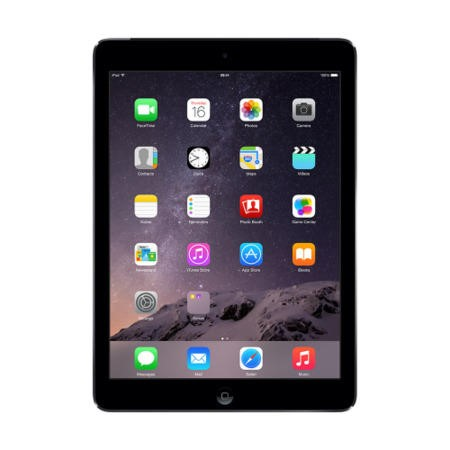 "A1 Refurbished Apple iPad mini 3 16GB 7.9"" Retina Wi-Fi Tablet in Space Gray"