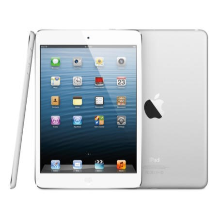 GRADE A1 - As new but box opened - APPLE iPad Mini with Wi-Fi 16GB - White -