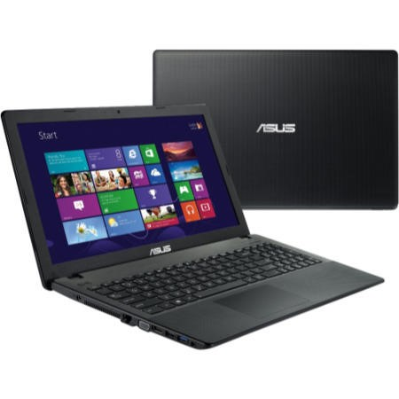 "Refurbished Grade A1 Asus F551CA Core i3-3217U 1.8GHz 4GB 500GB DVDSM 15.6"" Windows 8 Laptop in Black"