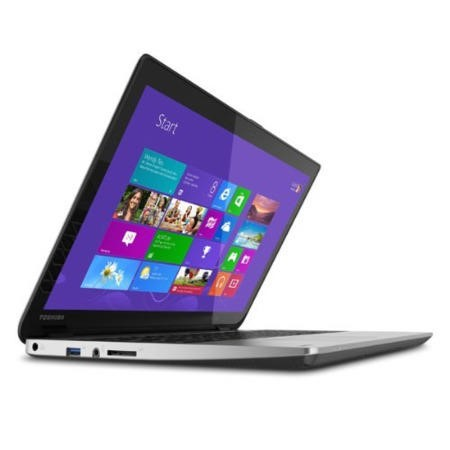 GRADE A1 - As new but box opened - Toshiba Satellite M50Dt-A-106 Quad Core 4GB 500GB Windows 8.1 15.6 inch Touchscreen Laptop