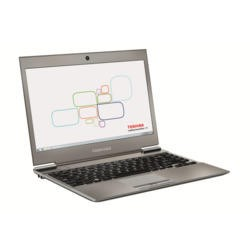 Refurbished Grade A1 Toshiba Portege Z930-14L 13.3 inch Core i7 3G Windows 7 Pro Ultrabook with Windows 8 Pro DVD