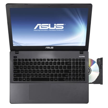 GRADE A1 - As new but box opened - Asus Pro P550LA Core i3 4GB 500GB Windows 7 Pro / Windows 8 Pro Laptop