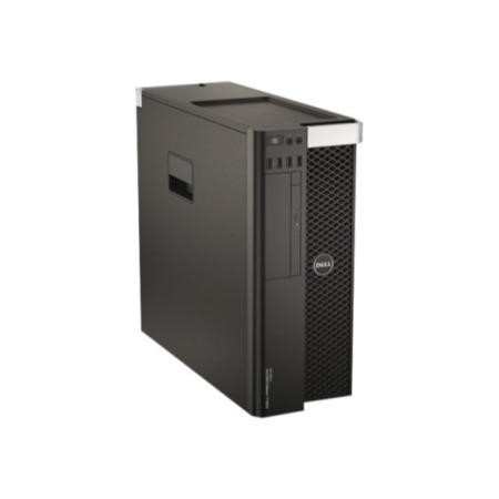 GRADE A1 - As new but box opened - Dell Precision T5610 Workstation - E5-2620v2 8GB 500GB QuadK4000 DVDRW Windows 7/8 Desktop