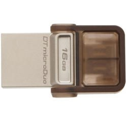 Kingston 16GB DT MicroDuo USB 2.0 micro USB OTG